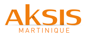 Logo Aksis Martinique