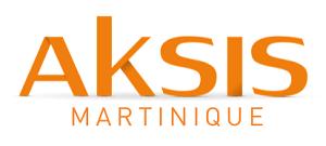 Logo Aksis Martinique